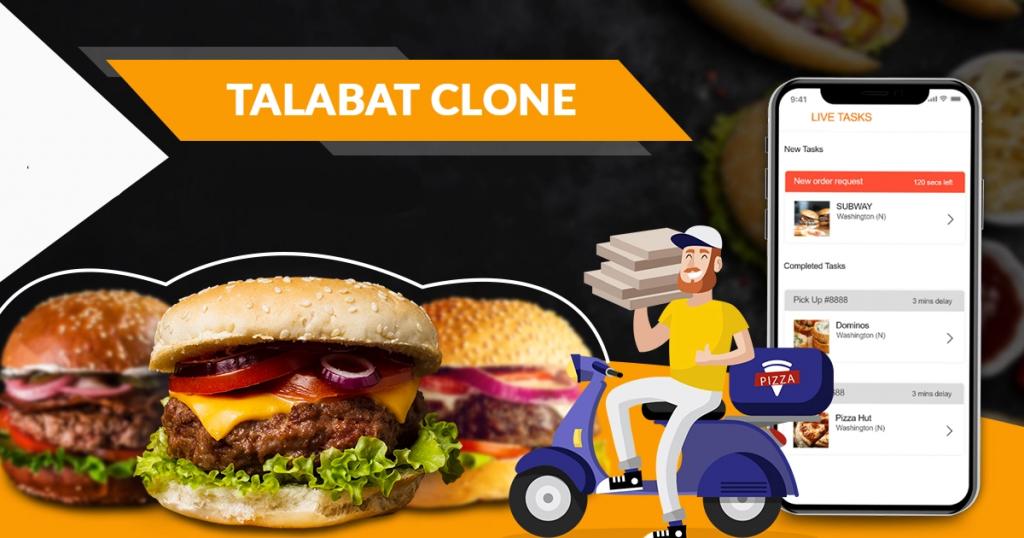 Talabat clone