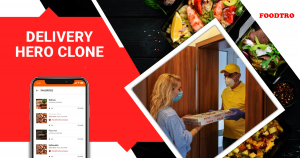 Delivery Hero Clone App – Online Food Ordering and Delivery