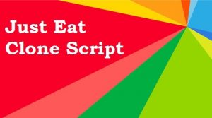 Just Eat Clone Script