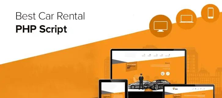 Readymade car rental script