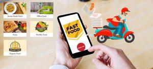 Restaurant delivery software