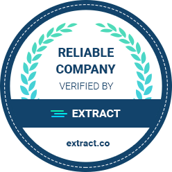 Top Web Development Company by extract.co